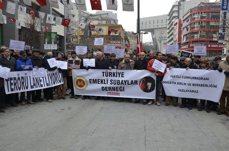 """Ankara'da Mart Ayı """"Nöbet Bizde"""" etkinliği, 04 Mart 2017 Cumartesi"""
