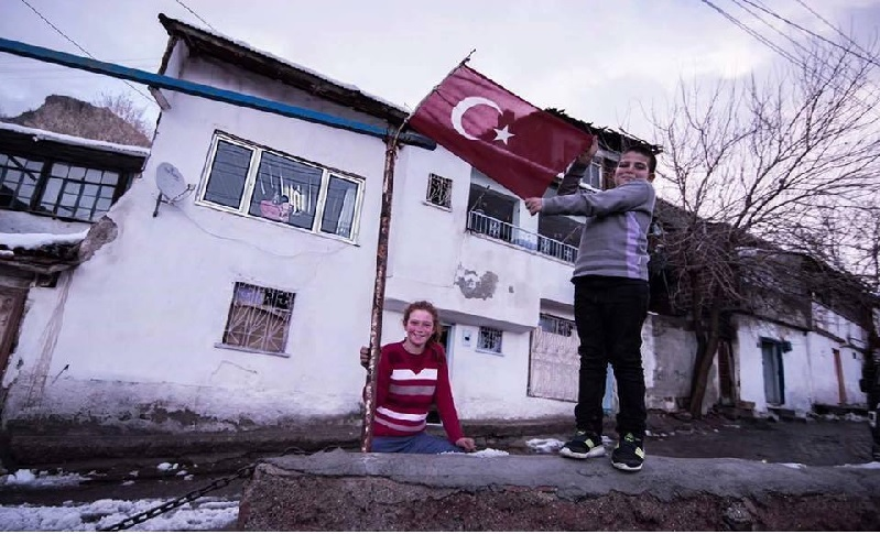 3. TESUD Türk Bayrağı Fotoğraf Yarışması