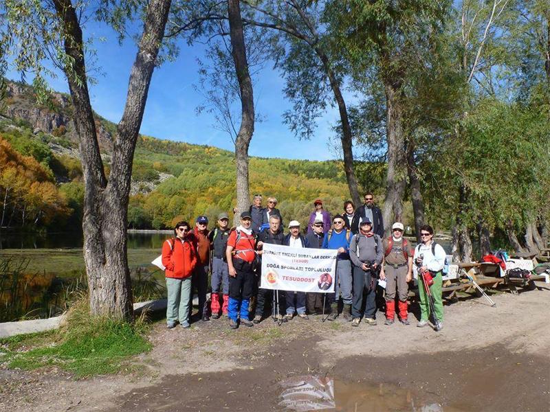 08 Nisan 2017 Cumartesi günü Sorgun Göleti Bölgesinde doğa yürüyüşü yapılacaktır.