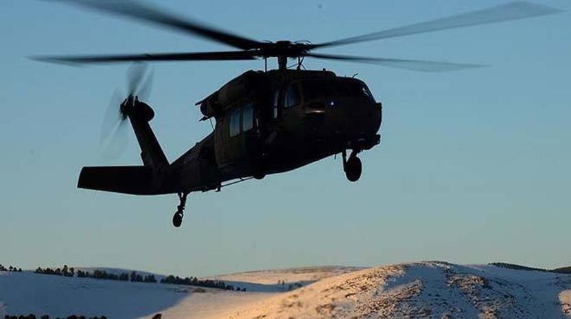 Tüm ülkeyi üzüntüye boğan helikopter kazasında hayatını kaybeden aziz şehitlerimize Allah'tan rahmet; şehitlerimizin değerli ailelerine ve Yüce Türk Milletine başsağlığı ve sabırlar dileriz.
