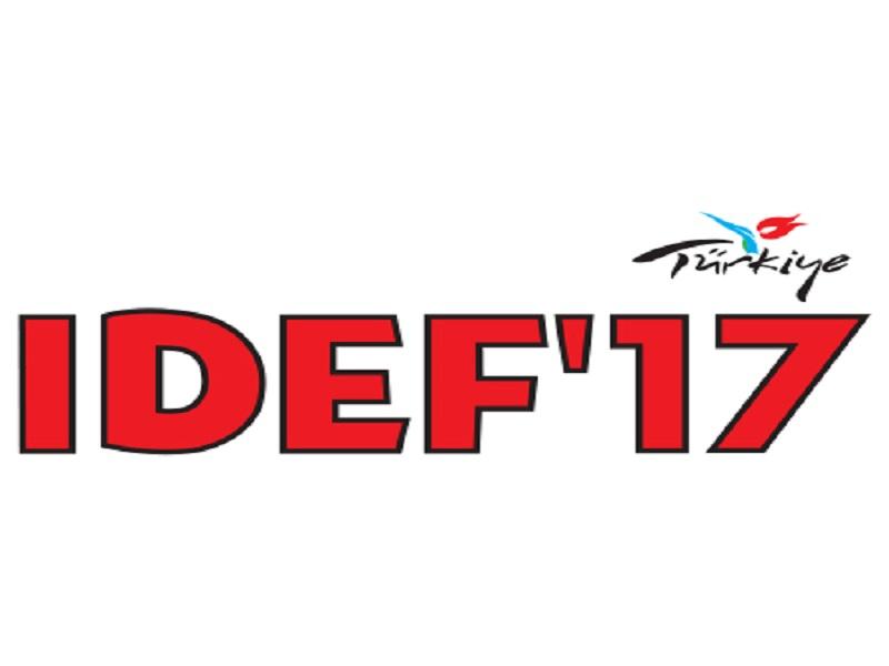 IDEF 2017  Savunma Sanayii Fuarı