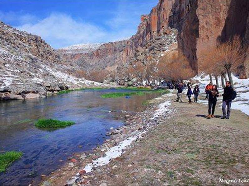 6-7 Mayıs tarihlerinde  Ihlara Vadisinde doğa yürüyüşü yapılacaktır.