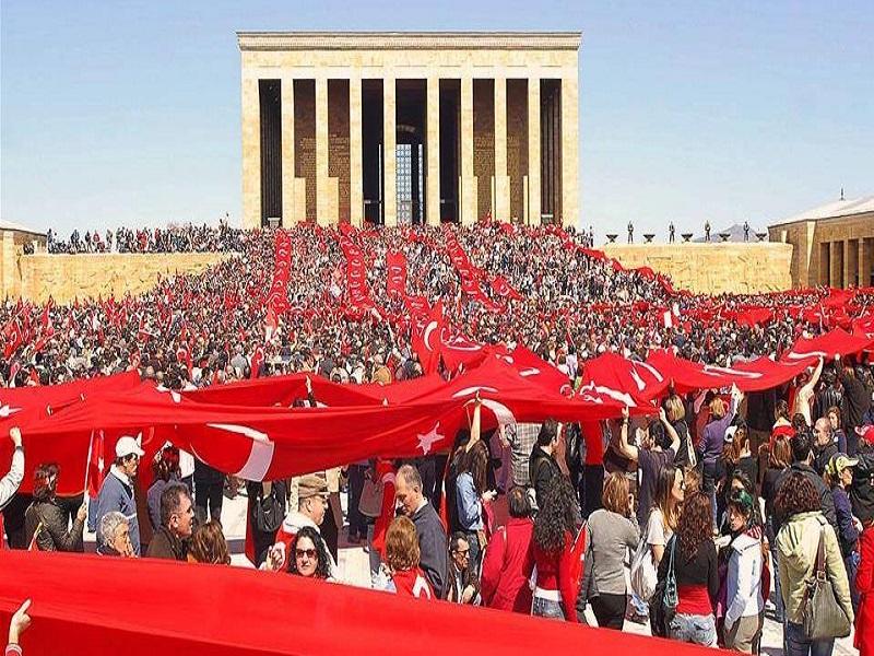 19 Mayıs'da Anıtkabir'de Buluşuyoruz