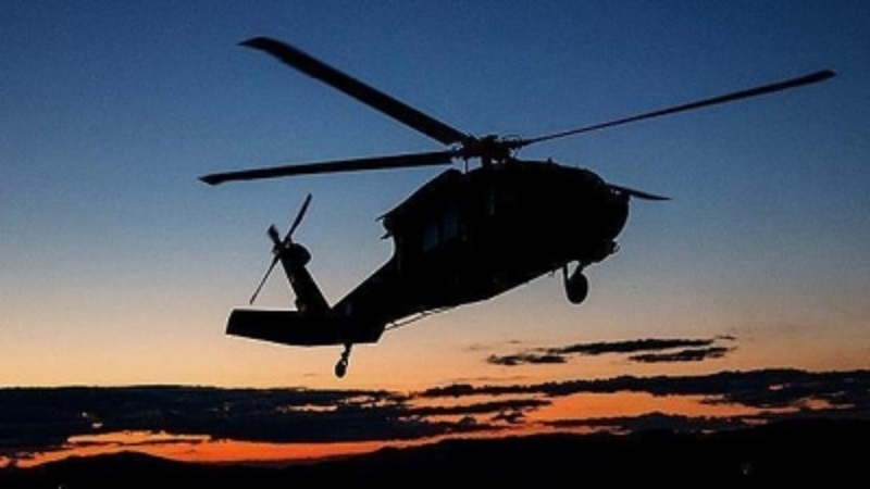 Şırnak/Şenoba'da Meydana Gelen Helikopter Kazası