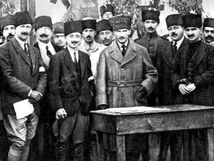 Erzurum Kongresinin 98. yılı kutlu olsun