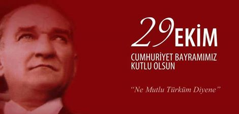 Cumhuriyetimizin 94. Yılını Ankara'da Anıtkabir'de kutluyoruz.