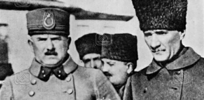 Kazım Karabekir Paşa'yı ölümünün 70. yılında rahmet, minnet ve saygıyla anıyoruz.