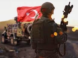 Terör örgütü unsurları ile girilen çatışmalarda beş kahraman silah arkadaşımız şehit olmuş, otuz kahraman silah arkadaşımız ise yaralanmıştır.