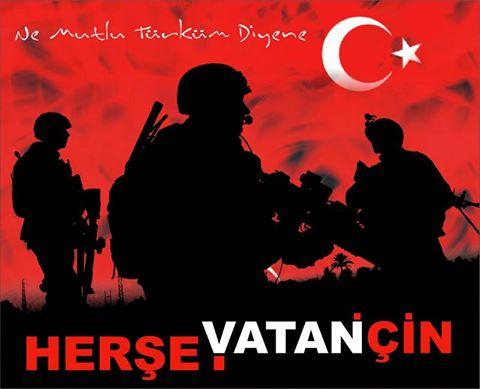 Türk Silahlı Kuvvetleri, yurt içi ve yurt dışında terör örgütlerine karşı mücadelesine kararlılıkla devam etmektedir.