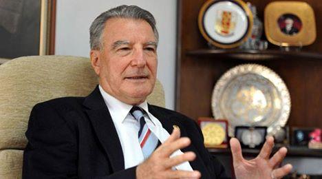 Genel Başkanımız Em. Hv. Korgeneral Erdoğan KARAKUŞ  Ulusal Kanal'da