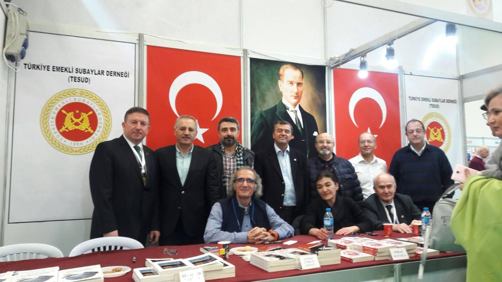 Ankara Kitap Fuarında 10. ve son gün faaliyetleri tamamlanmıştır.