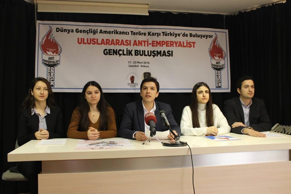 Uluslararası Antiemperyalist Gençlik Buluşması