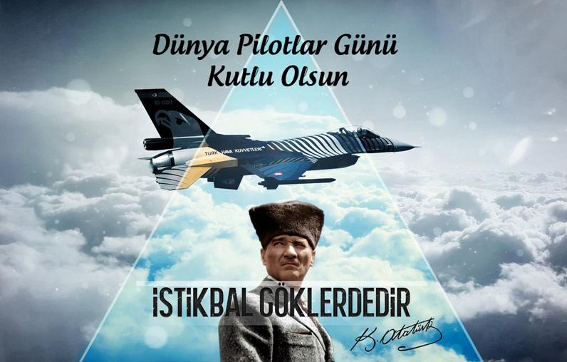 26 Nisan Dünya Pilotlar Günü