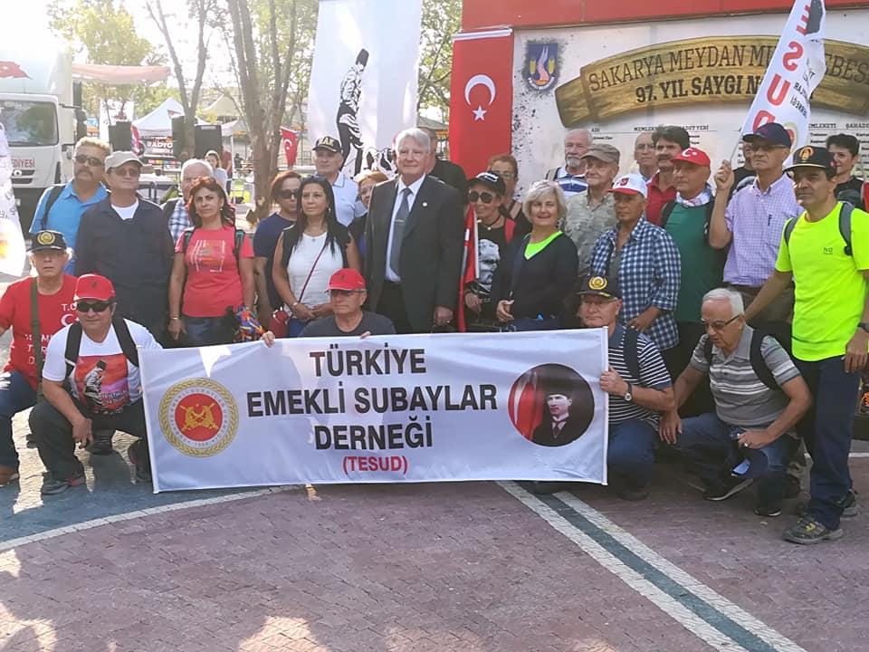 Sakarya Meydan Muharebesi'nin 97. yıl dönümü