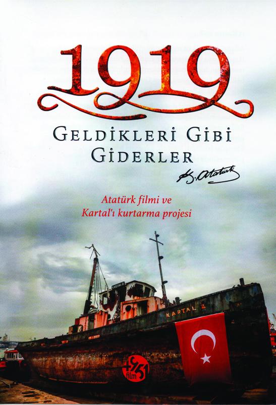 Atatürk Filmi ve Kartal'ı Kurtarma Projesi