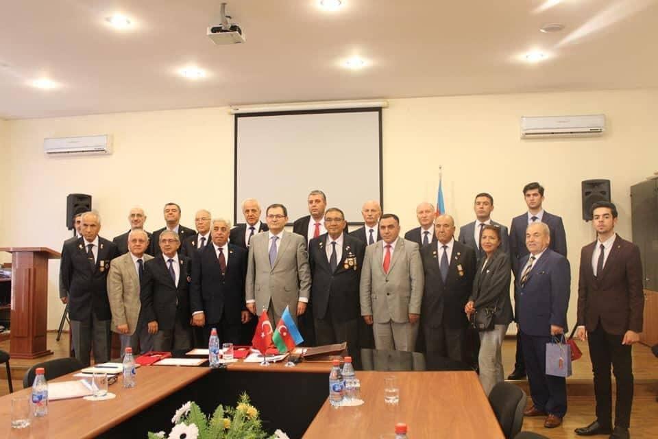 Kardeş Azərbaycan'ın özgürlüğüne kavuşmasının 100. yılı