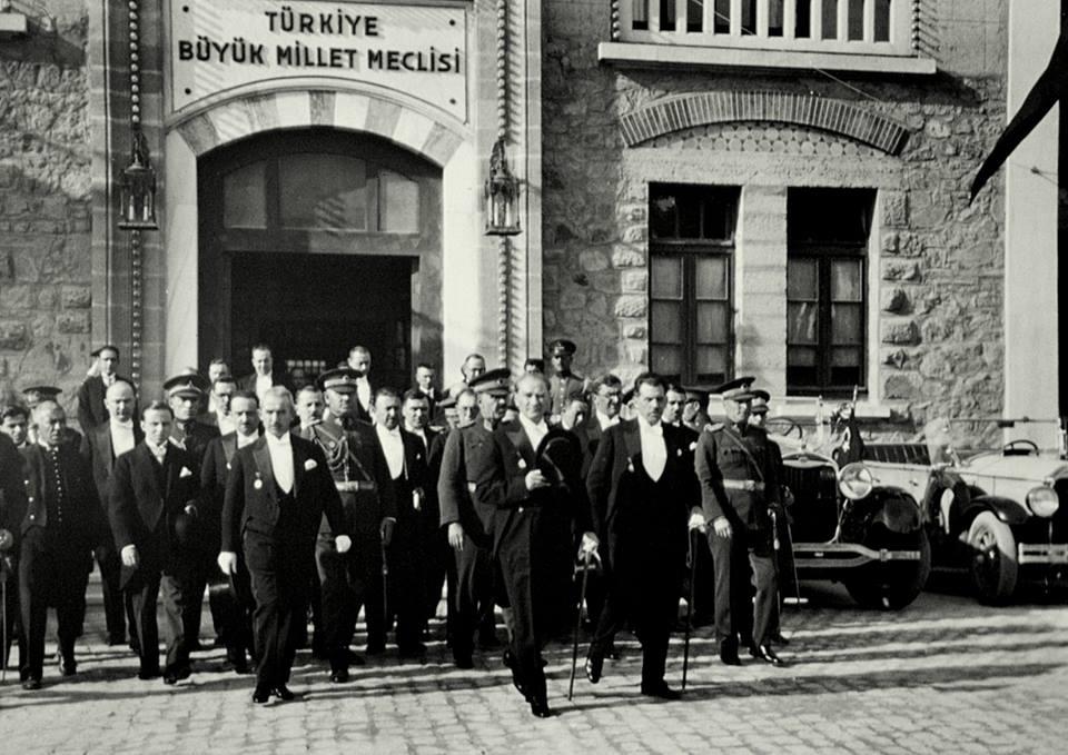 13 Ekim 2018 Ankara'nın Başkent ilân edilmesinin 95'inci yıl dönümü.
