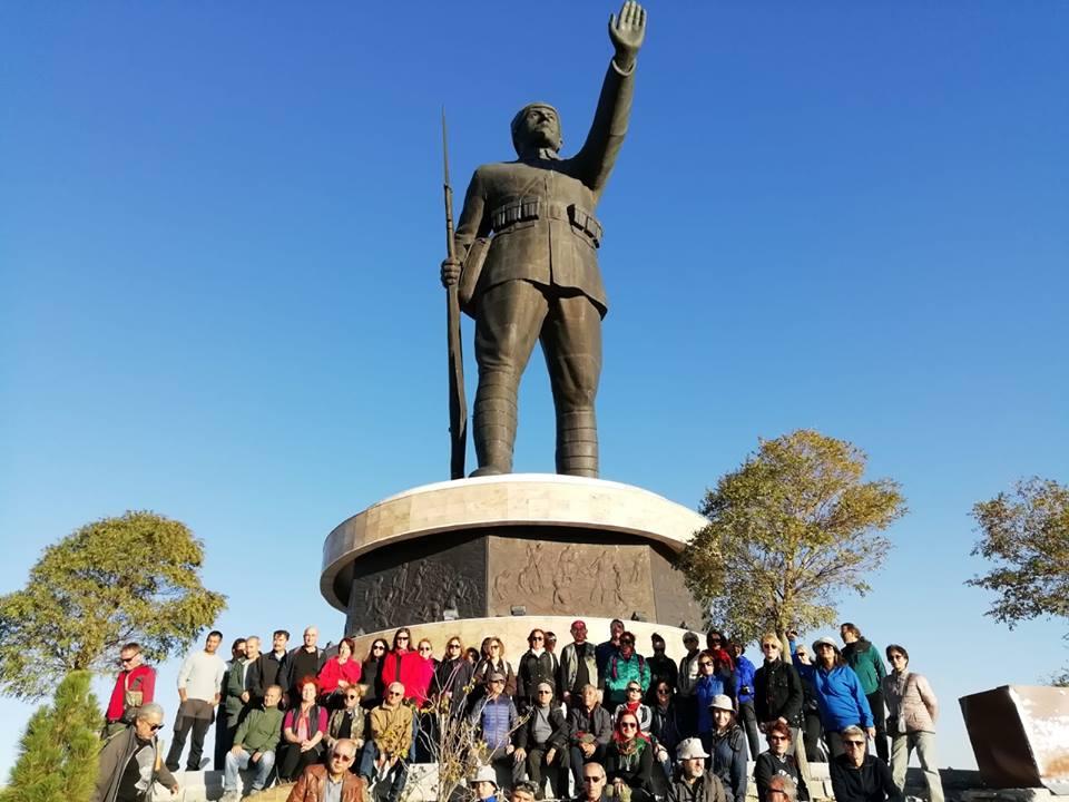 Sakarya Savaşı Kültür Gezisi düzenlenmiştir.