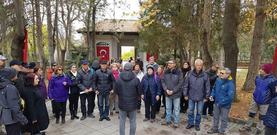 Sakarya Savaşı Kültür Gezisi Yapılmıştır.