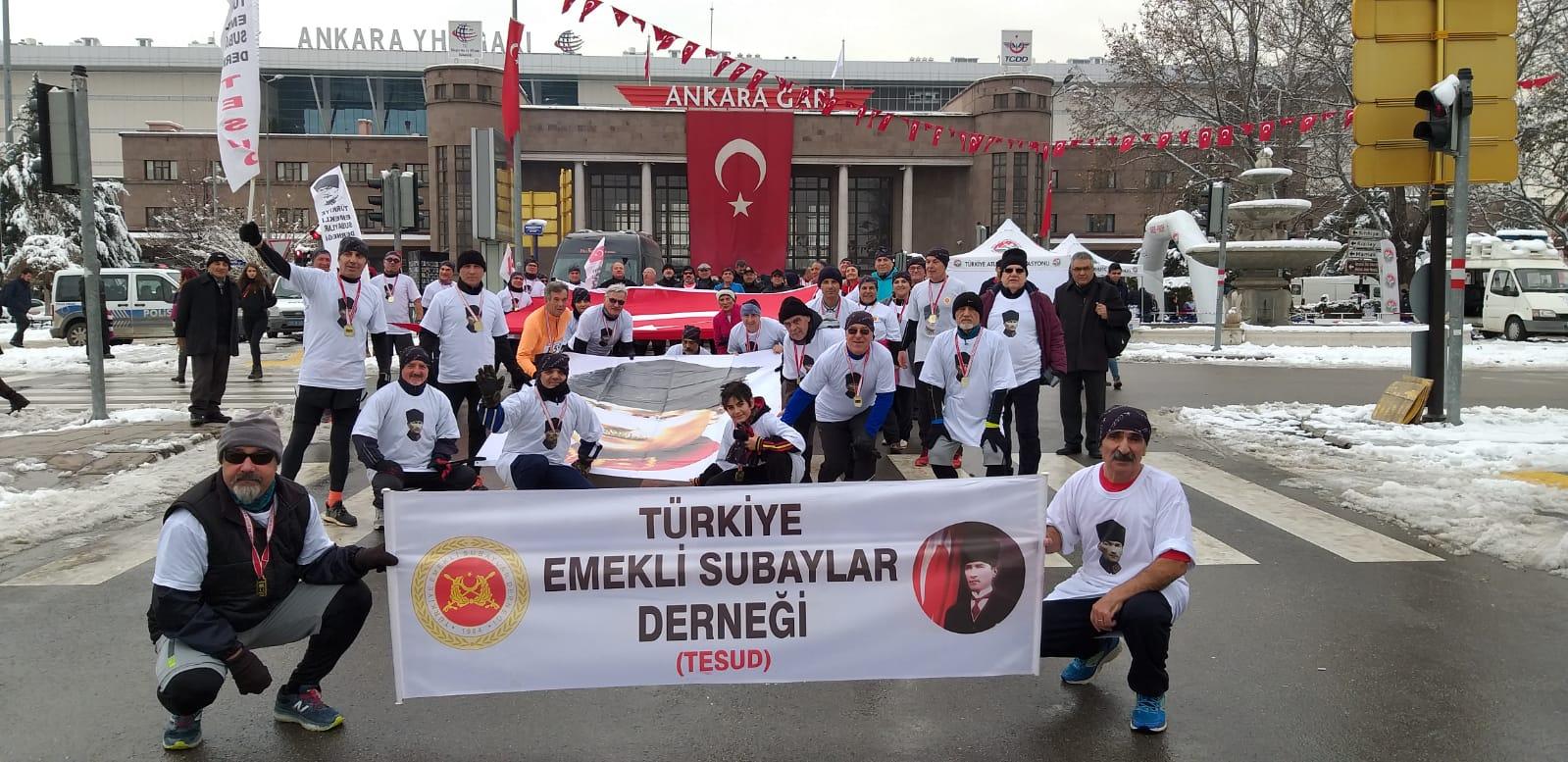 83. Büyük Atatürk Koşusu