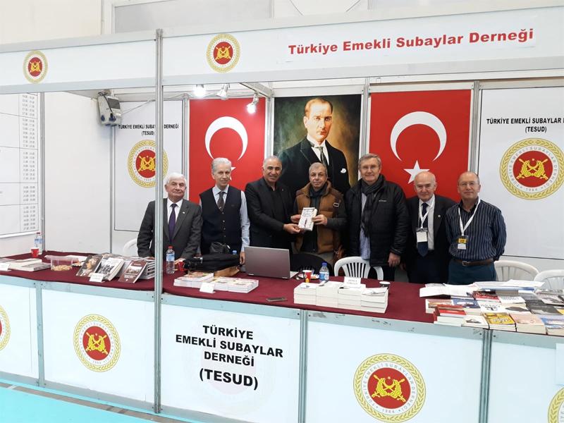 Ankara Kitap Fuarında 4. gün faaliyetleri tamamlanmıştır.