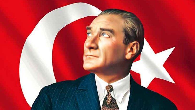 Cumhuriyetimizin kurucusu Gazi Mustafa Kemal ATATÜRK