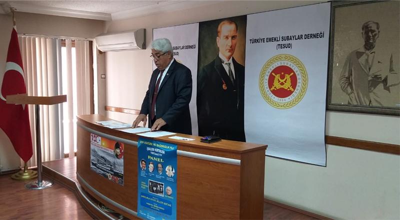Atatürk ve Bağımsızlık Yılı Etkinlikleri Kapsamında Basın Açıklaması Yapılmıştır.