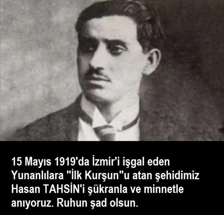 Hasan Tahsin'i Anıyoruz.