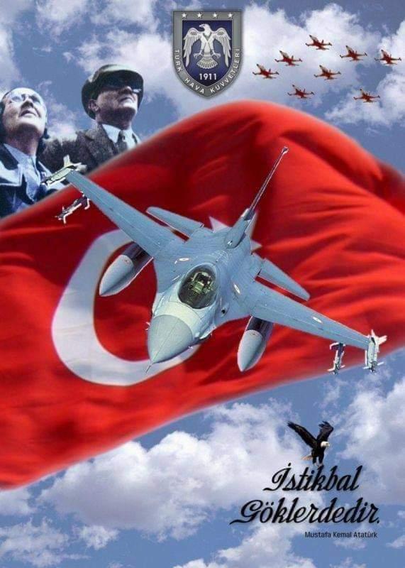 Türk Hava Kuvvetlerinin 110'uncu kuruluş yıldönümü