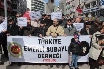 """Ankara Sakarya Meydanı'nda """"Nöbet Bizde"""" etkinliği gerçekleştirilmiştir."""