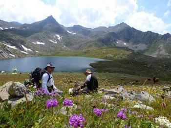 15-25 Temmuz 2017 tarihleri arasında Kaçkar Dağlarında yürüyüş turu düzenlenmiştir.