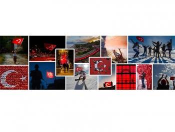 Türk Bayrağı Fotoğraf Yarışmamız 20 Nisan tarihinde yapılan Jüri değerlendirmesi ile sonuçlanmıştır.