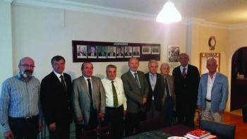 İstanbul'daki 7 Şubemiz 8-12 Mayıs 2017 tarihlerinde ziyaret edilmiştir.
