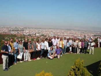 TESUD Genel Merkezi tarafından düzenlenen Eskişehir gezisi