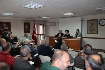 28 Şubat Kumpas Davası ile ilgili Basın Açıklaması Yapılmıştır.