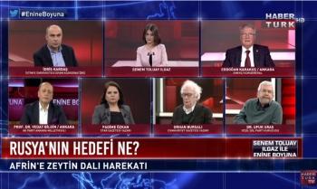 27 OCAK 2018 - HABERTÜRK TV (Enine Boyuna)