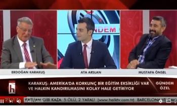 18 AĞUSTOS 2017 - HALK TV (Gündem Özel)
