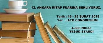 12. Ankara Kitap Fuarı