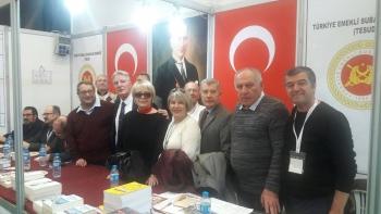 Ankara Kitap Fuarında 3. gün faaliyetleri tamamlanmıştır.