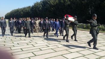 Azerbaycan Gazi ve Şehit Aileleri Derneklerinin Ziyareti