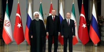 Türkiye Amerika'nın İran'a karşı maşalığını yapmaz
