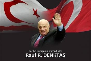 Rauf R. DENKTAŞ'ı vefatının 7. yılında  anıyoruz.