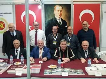 Ankara Kitap Fuarında 5. gün faaliyetleri tamamlanmıştır.