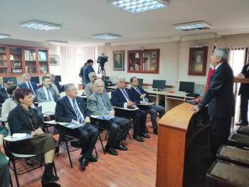 """""""Sözde Ermeni Soykırımı"""" Basın Bildirisi ve İmza Kampanyası"""