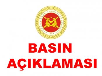 Atatürk ve Bağımsızlık Yılı Etkinlikleri Kapsamında Basın Açıklaması Yapılacaktır.