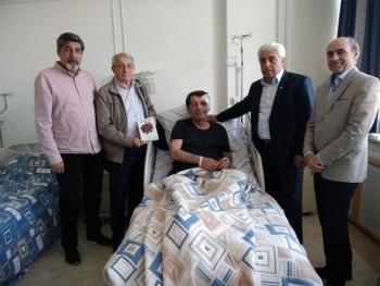 Yavuz Selim DEMİRAĞ ziyaret edilmiştir.