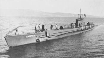4 Nisan 1953 Dumlupınar Denizaltısı