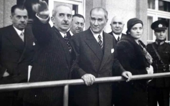 Lozan Barış Antlaşması'nın 98'inci Yıldönümü
